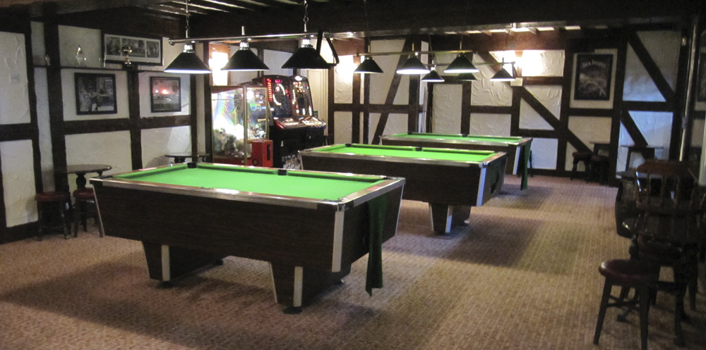 The Pub Pool Tables