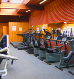 Moorville Hall Gym