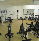 Moorville Hall Spinning Room